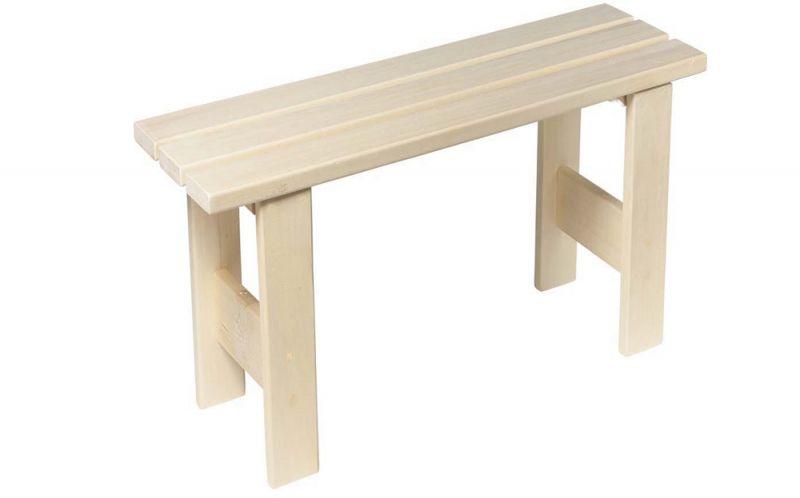 Скамейка для бани 0,8м.