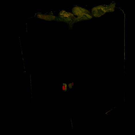 Электропечь Очаг-Тандем с испарителем 16-36 кВт