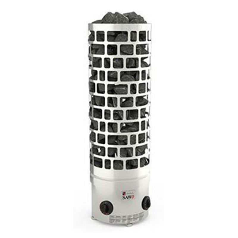 Электрическая печь SAWO ARIES ARI3-90NB-P (9 кВт, встроенный пульт, нержавейка)