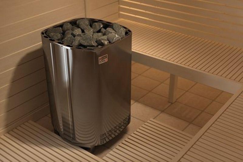 Электрическая печь SAWO SUPER SAVONIA SAV-150N-Z (15 кВт, выносной пульт, внутри оцинковка, снаружи нержавейка)