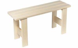 Скамейка для бани 0,9м.