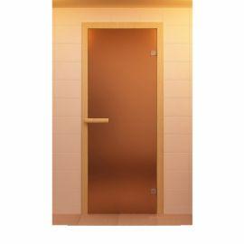 Дверь стекло бронза матовая 1900х700 мм