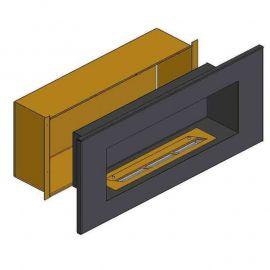 Теплоизоляционный корпус для встраивания в мебель