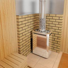 Печь для бани и сауны Сахара 16 ЛНЗП с АГГ20П*