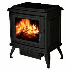 Печь Charleston C2-01, черный, эмаль (Cashin)