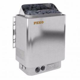 Электрическая печь для сауны PEKO Steel EH-45/EH-60/EH-80/EH-90