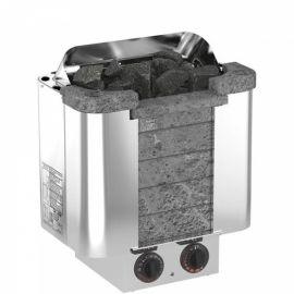 Электрическая печь SAWO CUMULUS CML-60NB (6 кВт, встроенный пульт, облицовка – талькохлорит)